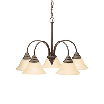 Kichler Lighting 2076OZ Telford - Five Light Chandelier