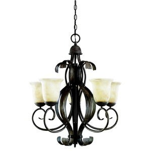Kichler Lighting - 2108OI - High Country - Five Light Chandelier