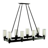 Circolo - Eight Light Island Pendant