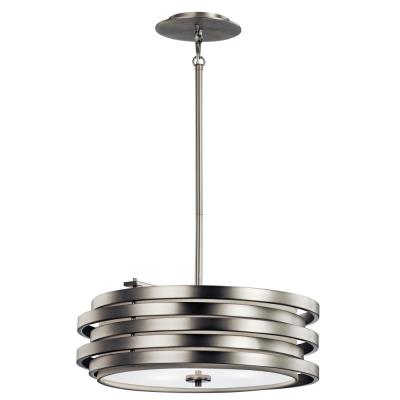 Kichler Lighting 43301NI Roswell - Three Light Pendant