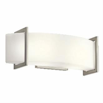 Kichler Lighting 45218NI Crescent View - Two Light Bath Vanity