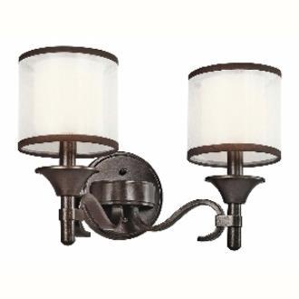 Kichler Lighting 45282 Lacey - Two Light Bath Vanity