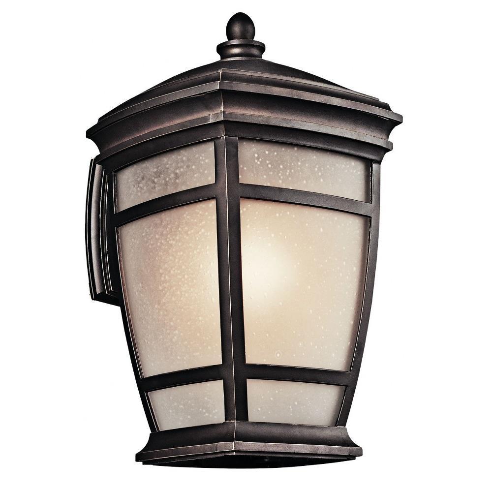 Mcadams One Light Outdoor Wall Sconce
