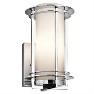 Kichler Lighting 49344PSS316 Pacific Edge - One Light Outdoor Wall Mount