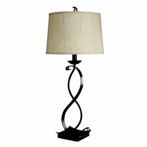 Kichler Lighting - 70573 - High Country - One Light Portable Table Lamp