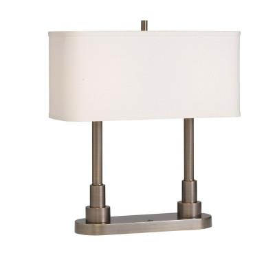 Kichler Lighting 70750 Robson - Two Light Desk Lamp