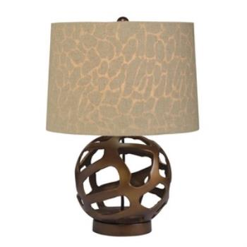 One Light Table Lamp - 70871