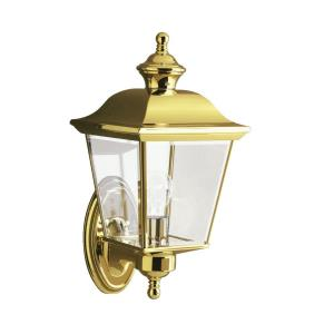 Bay Shore - One Light Outdoor Wall Bracket