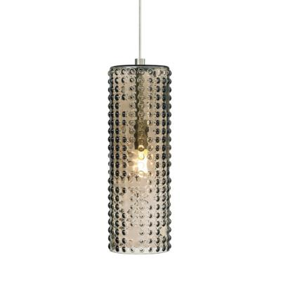 Lbl lighting hs796 1bmrl mini akari one light monorail pendant