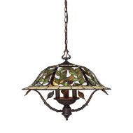Tiffany-style Chandeliers