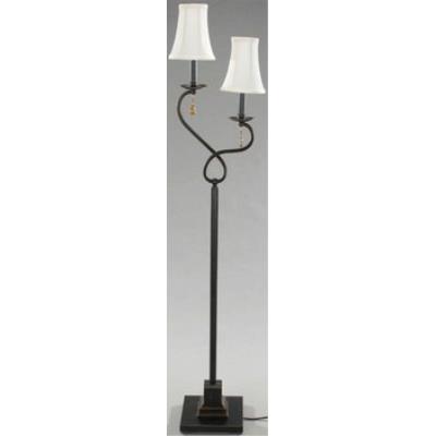 Lite Source - C61150 - Tovah - Two Light Floor Lamp