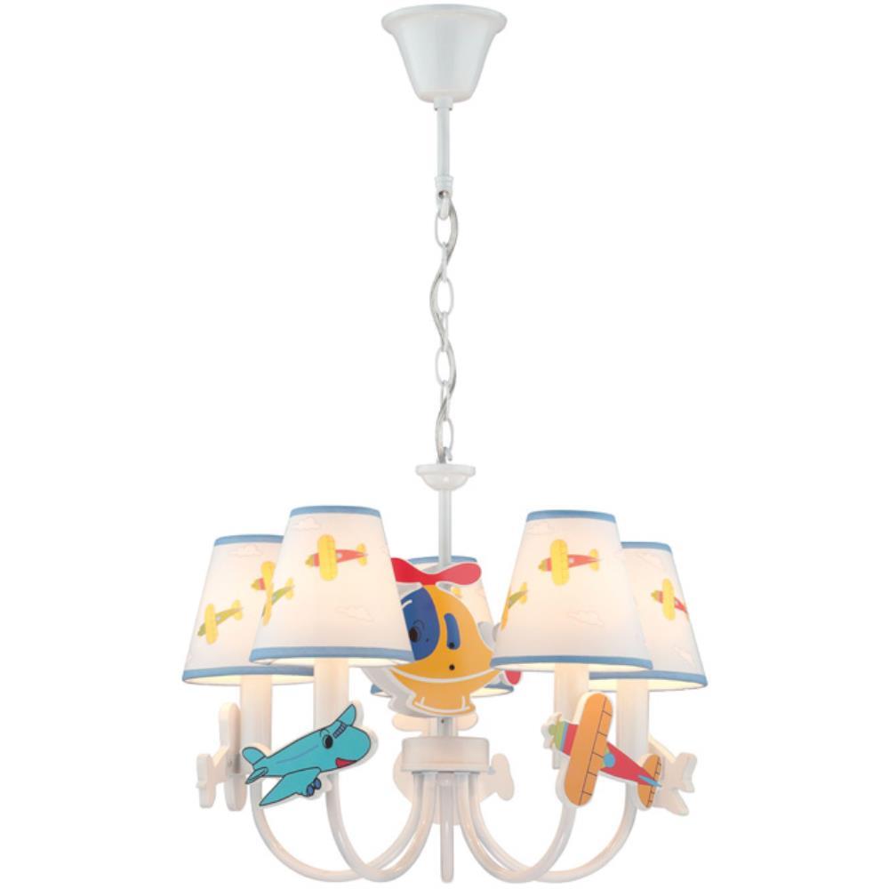 Lite source ik 1002 5 light childrens chandelier childrens chandelier tap to expand aloadofball Images