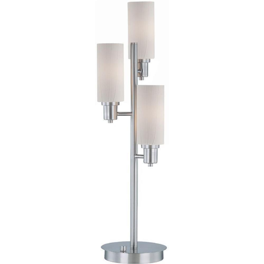 Lite Source Ls 21585ps Fro Three Light Table Lamp