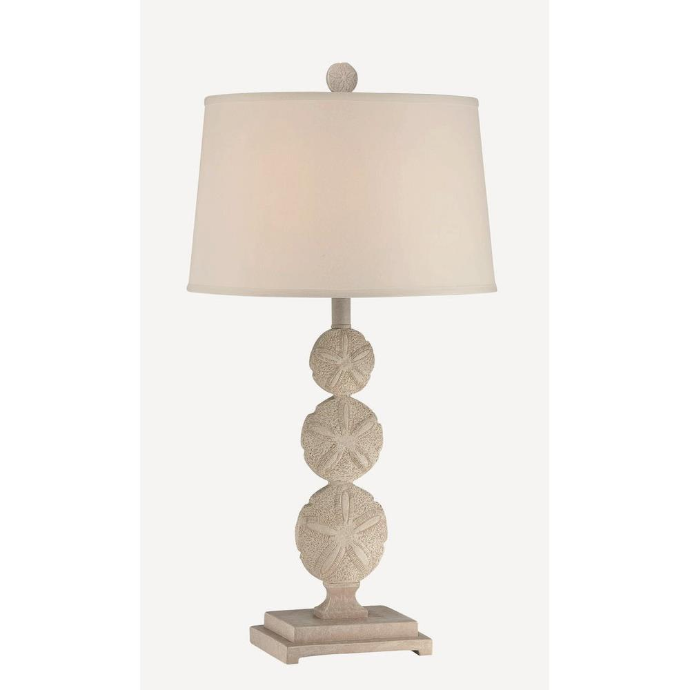 Sand Dollar One Light Table Lamp