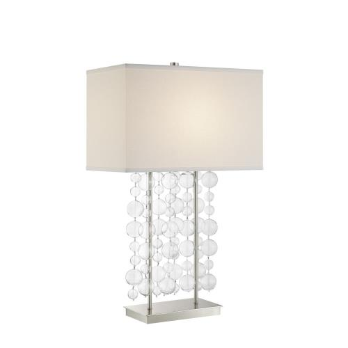 Lite Source Ls 23172 Tribeca One Light Table Lamp