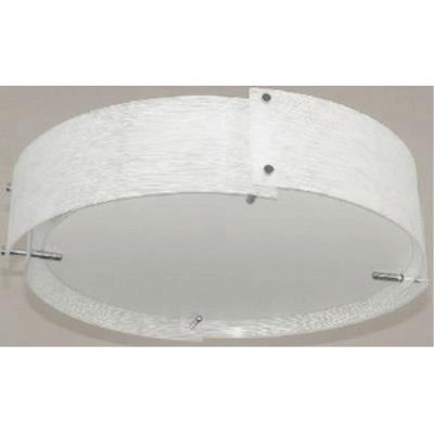 Lite Source LS-5420C/FRO Three Light Flush Mount