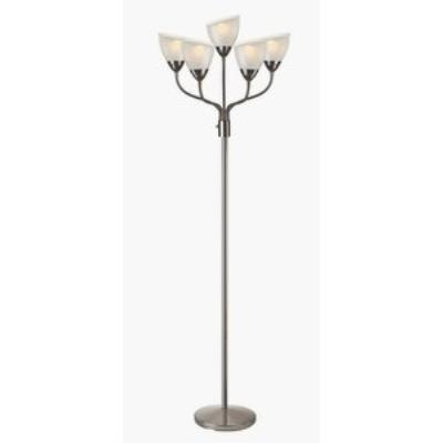 Lite source ls 82117 elitia five light floor lamp mozeypictures Image collections