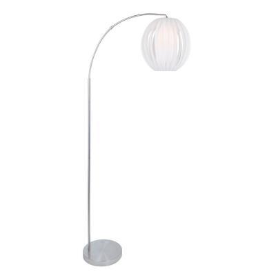 Lite source ls 82957 deion one light floor lamp mozeypictures Choice Image