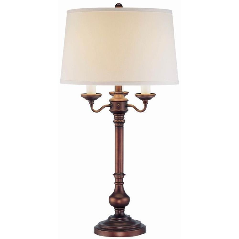Lite Source Lsf 21632 Berdine Three Light Table Lamp