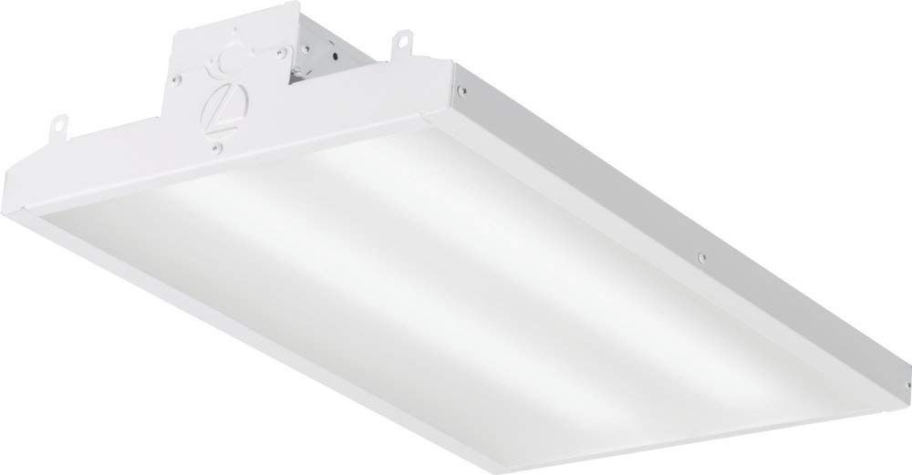 Lithonia Lighting-IBE 18LM MVOLT 50K-Contractor Select - 22 Inch 1 LED High Bay Light 5000K White Finish