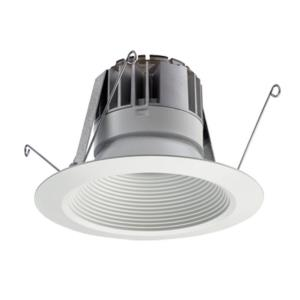 "6.38"" 11W LED Baffle Downlight"