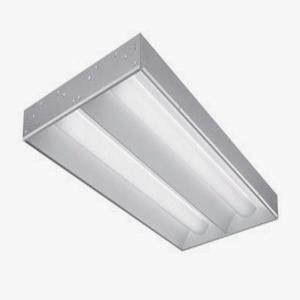 Volumetric - Two Light Architectural Troffer