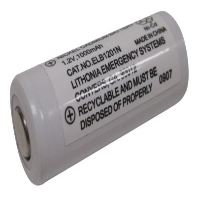 Lithonia Lighting ELB 1201N Accessory - 5.53 1AH Replacement Battery