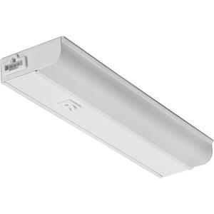 "UECL Series - 12"" 5.8W 1 LED Linkable Under Cabinet"