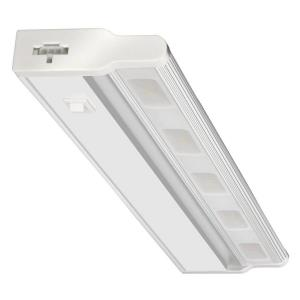 "UCLD Series - 18"" 3000K 9.7W 1 LED Linkable Under Cabinet with On/off Rocker Switch"