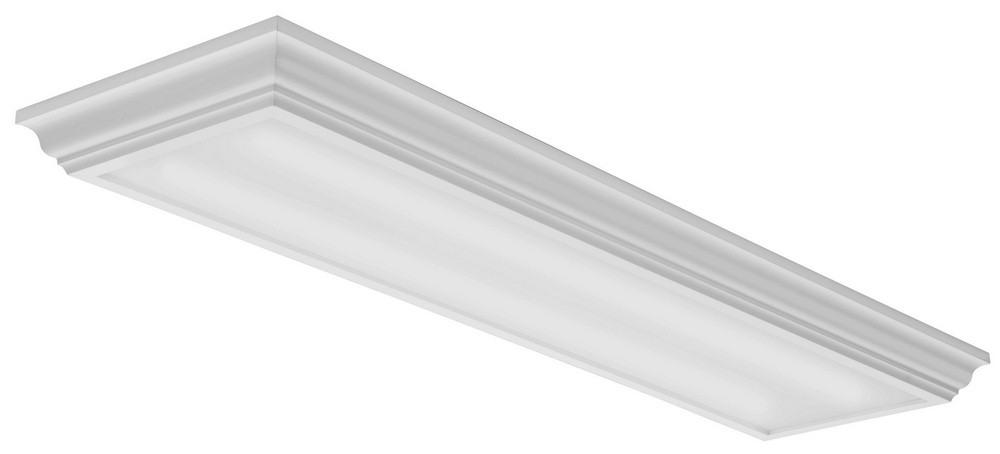 Lithonia Lighting Fmfl 30840 Caml Cambridge 48 93 35w Led Linear Flush Mount
