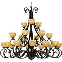 Barcelona Twenty One Light Chandelier 76 - 198