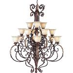 Augusta - Fifteen Light Chandelier - 13567CFAF