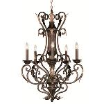 Augusta 5 Light Chandelier - 13575AF