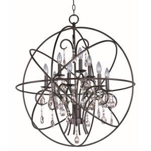 Orbit - Nine Light Pendant