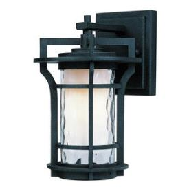 Maxim Lighting 30482WGBO Oakville - One Light Outdoor Wall Lantern