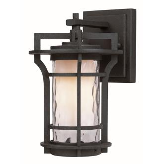Maxim Lighting 30482WGBO Oakville - One Light Outdoor Wall Lantern