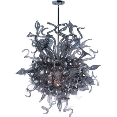 "Maxim Lighting 39726FMPC Mimi - 40"" 18W 18 LED Chandelier"