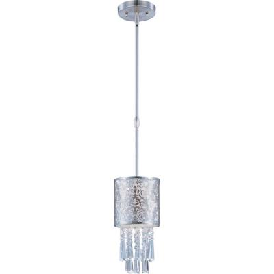 Maxim Lighting 92293WTSN Rapture - One Light Mini Pendant