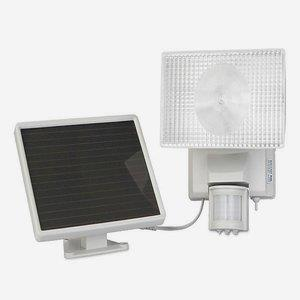 Solar-Powered 80 LED Motion-Activated Outdoor Security Flood Light