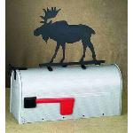 Moose Mail Box Deco - 22415