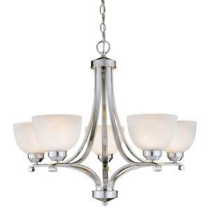 Minka lavery lighting chandeliers bathroom lighting 1stoplighting paradox five light chandelier mozeypictures Image collections