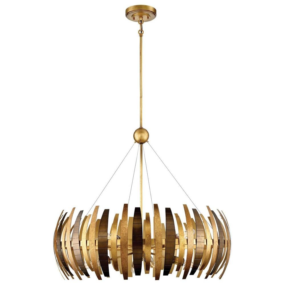 Manitou Eight Light Chandelier