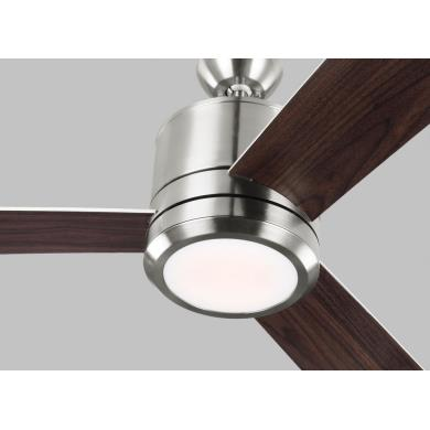 "Monte Carlo Fans 3VISMAX Vision Max - 56"" Ceiling Fan with Light Kit"