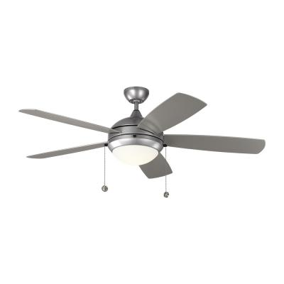 Monte carlo fans 5diw52 discus 52 outdoor ceiling fan with monte carlo fans 5diw52 discus 52quot outdoor ceiling fan with light kit aloadofball Images