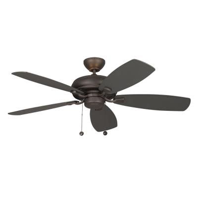 "Monte Carlo Fans 5LCM52RB Light Cast Max - 52"" Ceiling Fan"