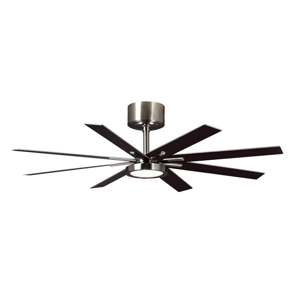 Monte Carlo Fans 8eer60b Empire 60 Ceiling Fan With Light Kit And Dc Motor Tap To Expand