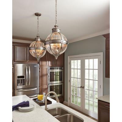 Feiss P1294 Adams - Three Light Pendant