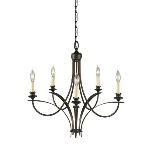 Murray Feiss Lighting Parts: Boulevard 5 Light Chandelier