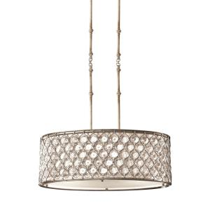 Lucia   Three Light Pendant