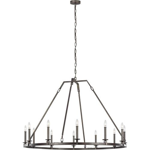 Murray Feiss Lighting Parts: Twelve Light Chandelier